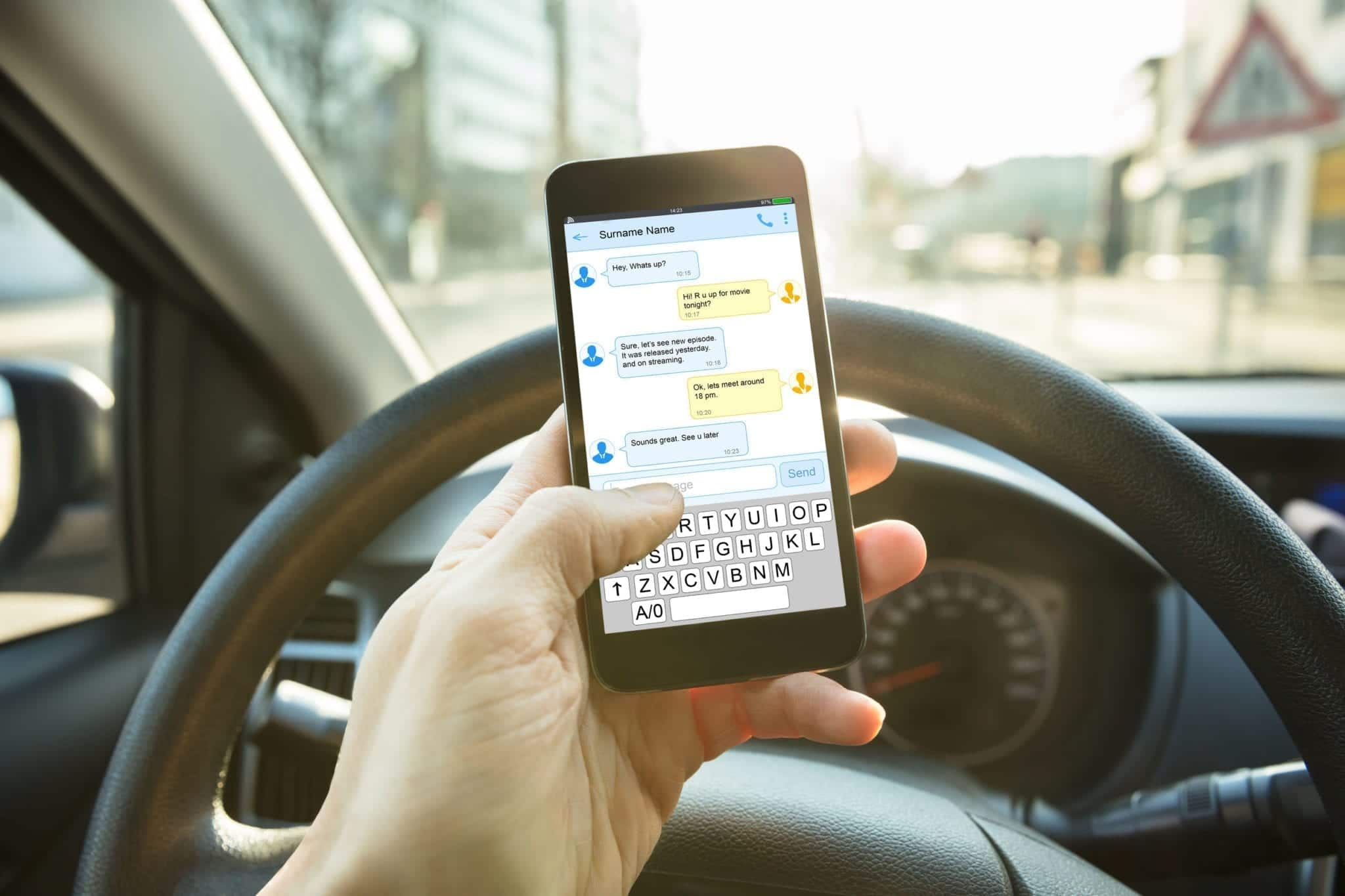 How Floridians Can Stop Using Their Phone While Driving