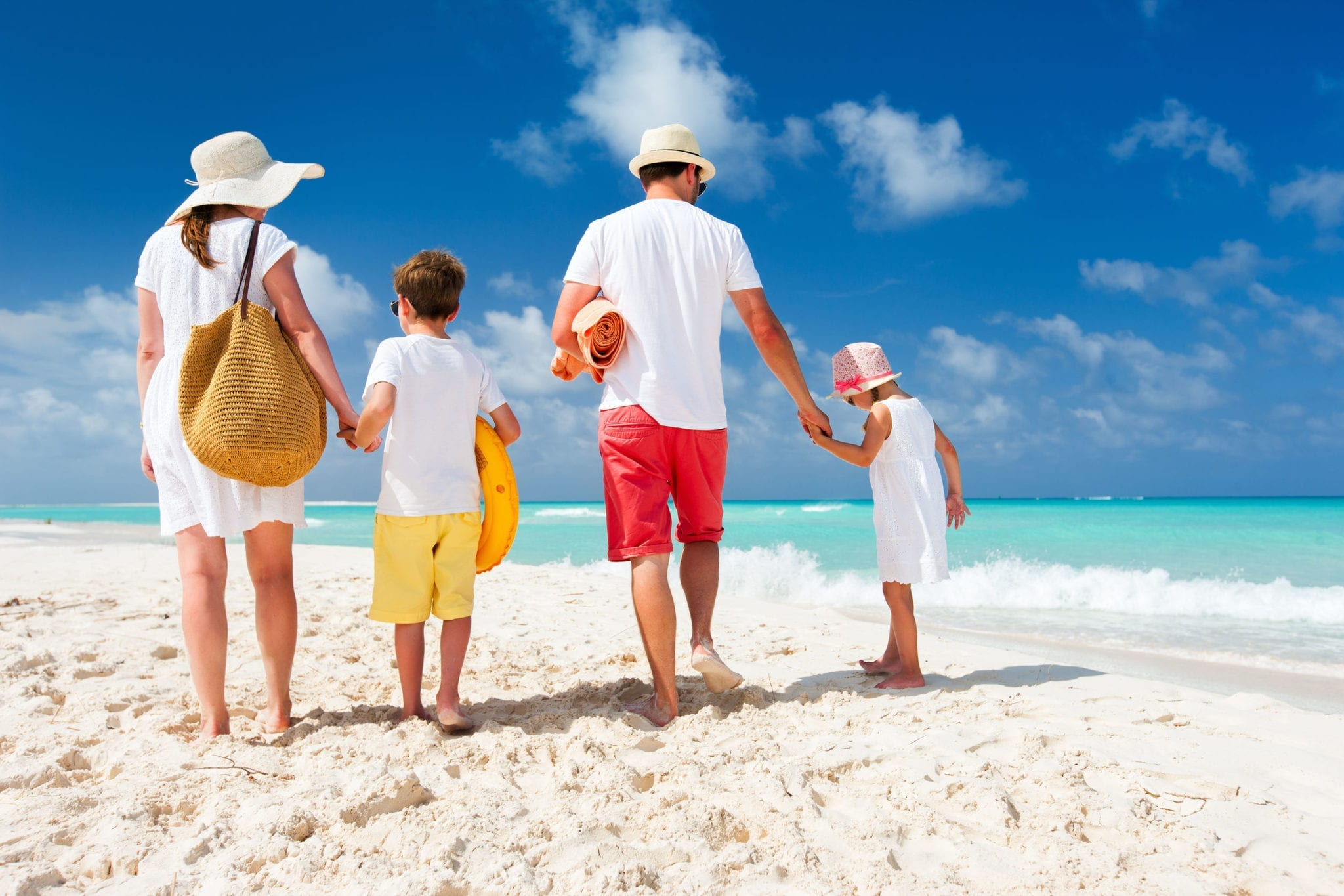 Visiting a Florida Beach This Summer? Keep Your Kids Safe
