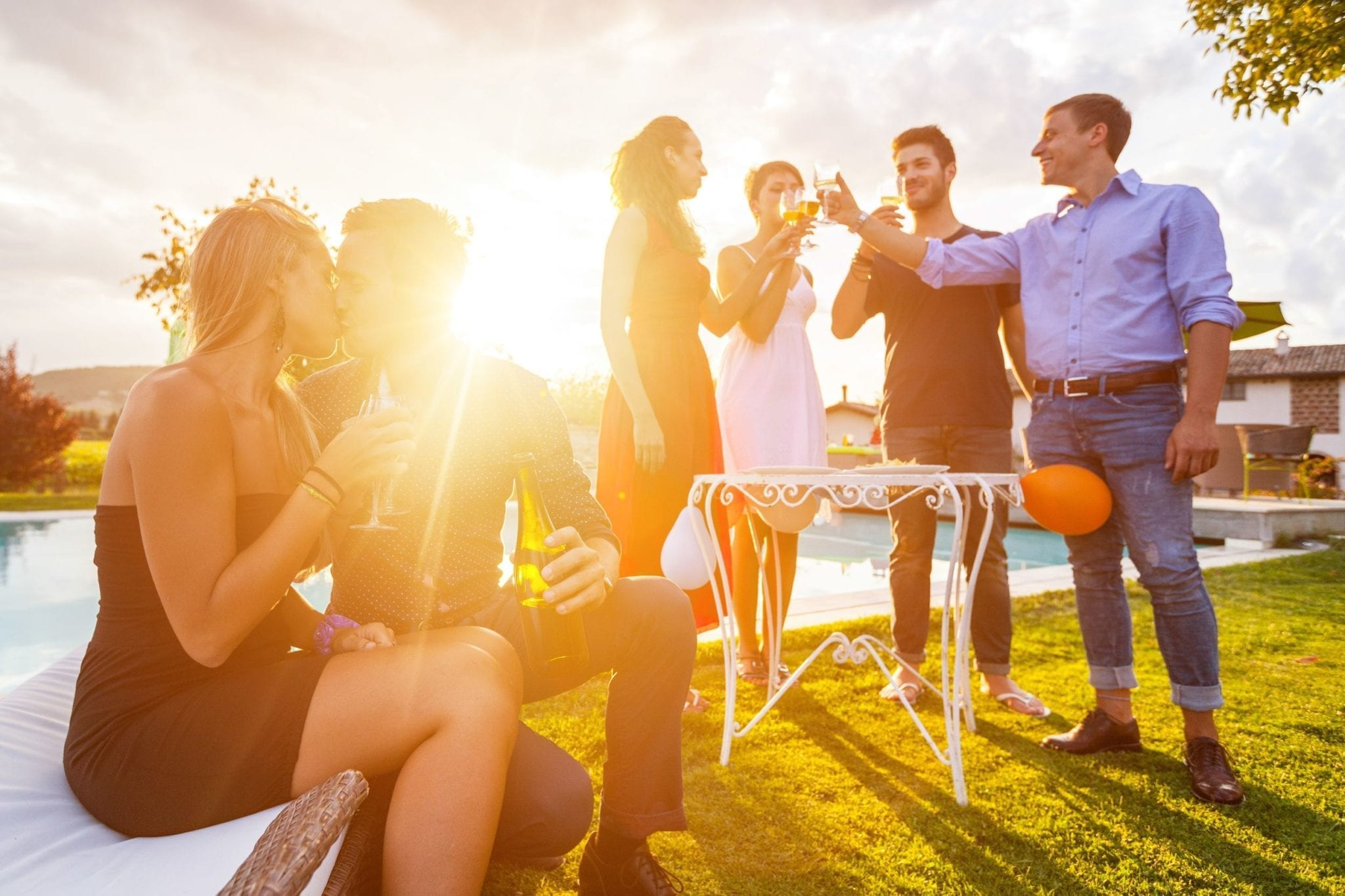 Throwing a Party This Summer? 15 Ways to Do Your Part in Preventing a DWI