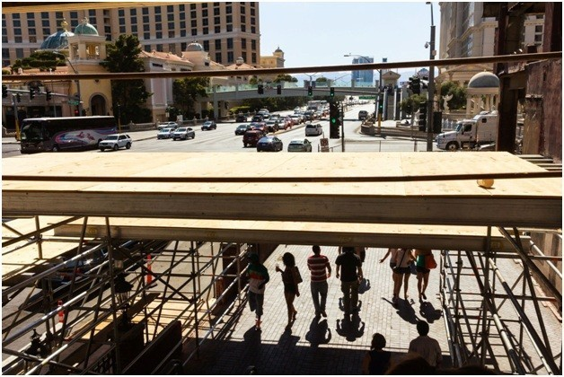 Las Vegas Is More Dangerous for Pedestrians than Manhattan