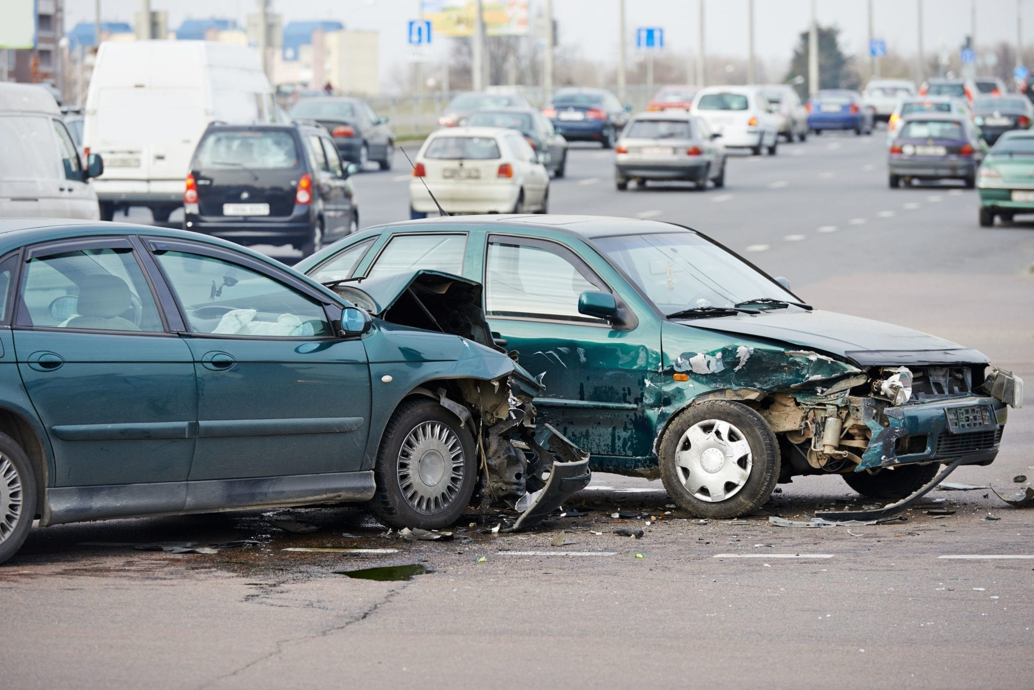 Avoid Car Accidents in Florida by Understanding Why Crashes Occur