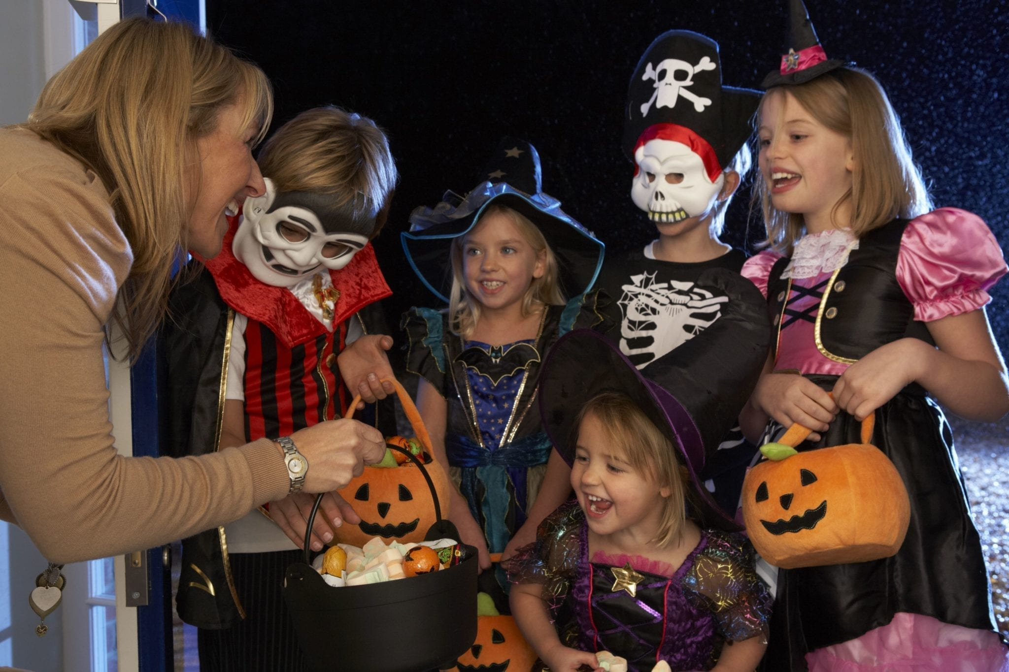 Real Halloween Scares: What Florida Parents Should Watch Out For