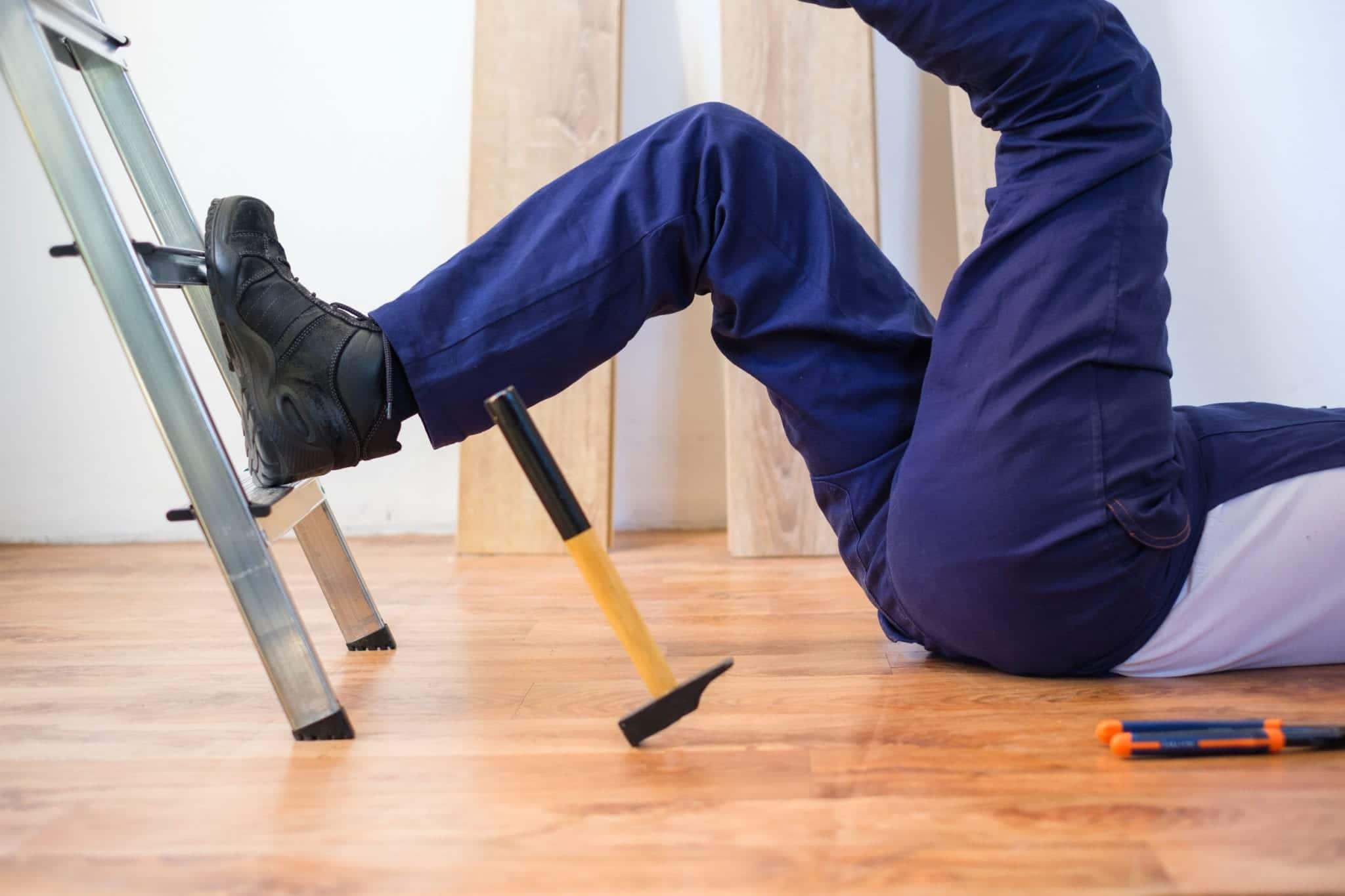 Can My Contractor Sue Me If He Gets Hurt in My Home?